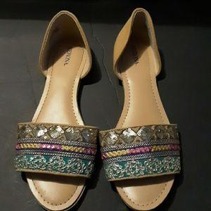 Merona sandals